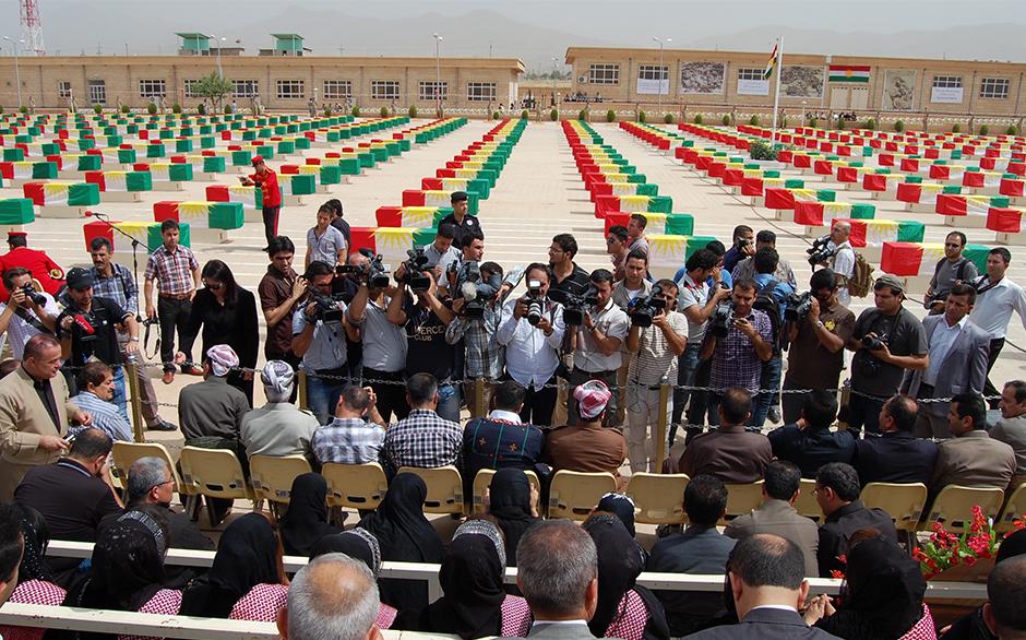 Afterlives of al-Anfāl Genocide